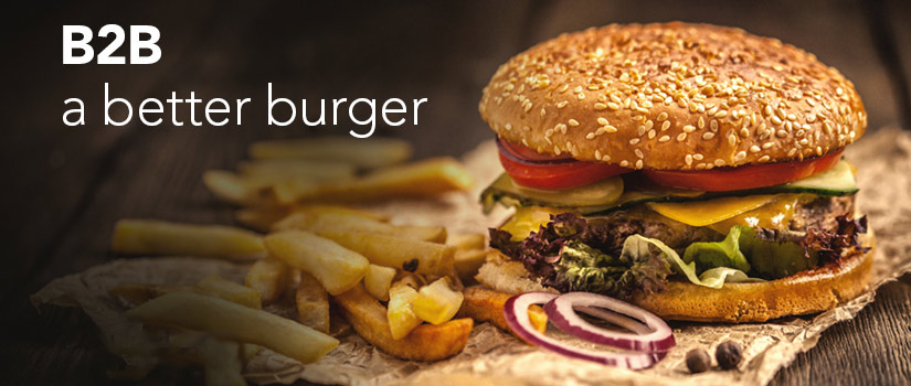 B2B Integration: How to quickly onboard a burger